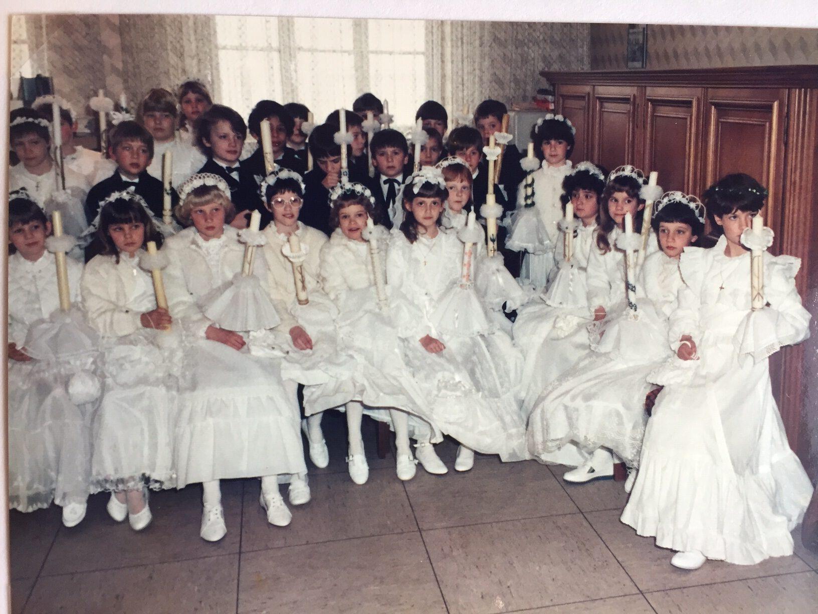 Erstkommunion 1986